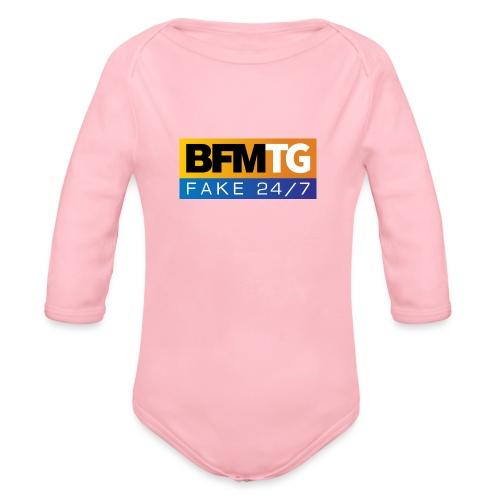 BFMTG - Body Bébé bio manches longues