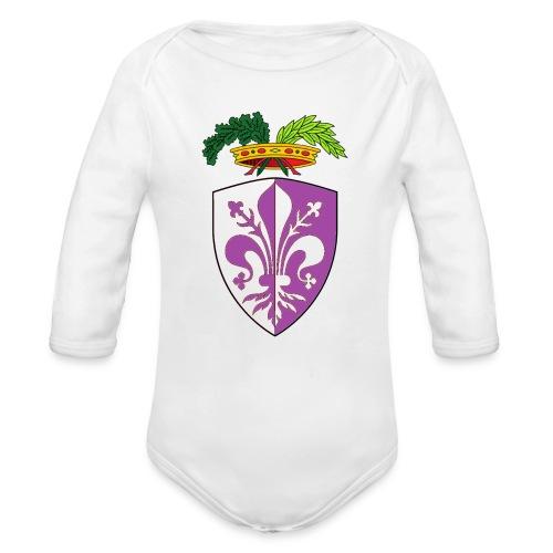 Stemma1 - Body ecologico per neonato a manica lunga