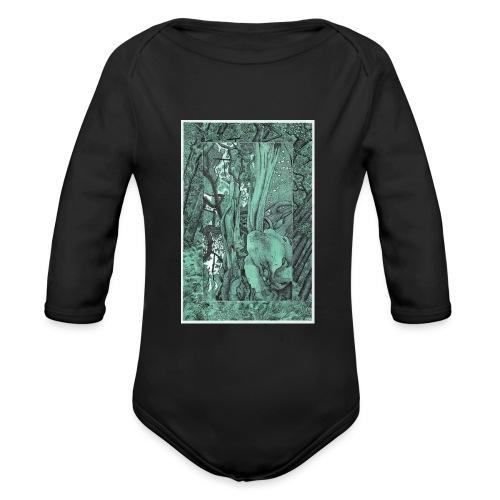 ryhope#85 - Organic Longsleeve Baby Bodysuit