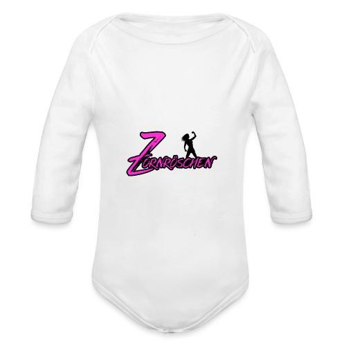 Zornröschen - Baby Bio-Langarm-Body