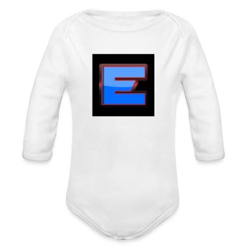 Epic Offical T-Shirt Black Colour Only for 15.49 - Organic Longsleeve Baby Bodysuit