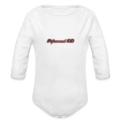 Basicgamer HD - Organic Longsleeve Baby Bodysuit