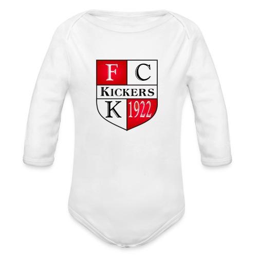 kickers png - Baby Bio-Langarm-Body