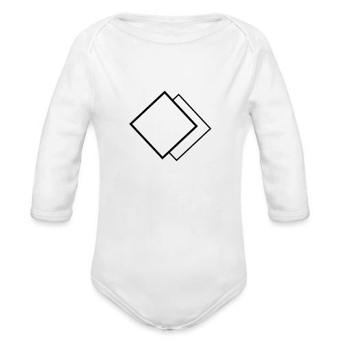 Frames - Body orgánico de manga larga para bebé