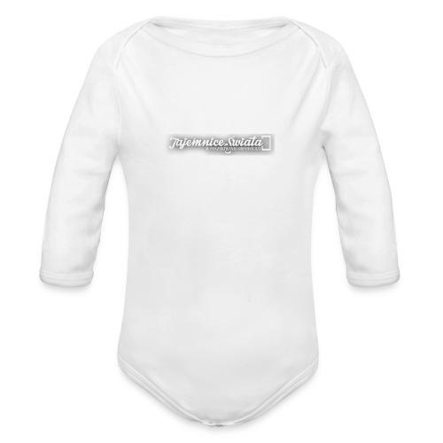 logo_TS - Ekologiczne body niemowlęce z długim rękawem