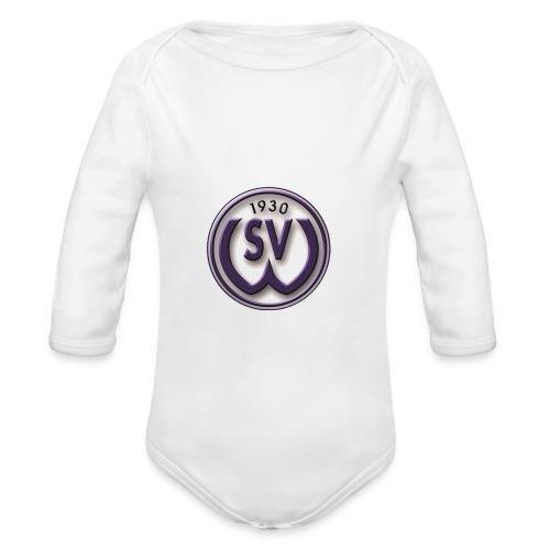 svw 4c logo transparent png - Baby Bio-Langarm-Body