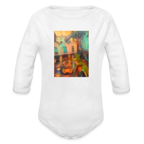 Atrium.Bremen - Baby Bio-Langarm-Body