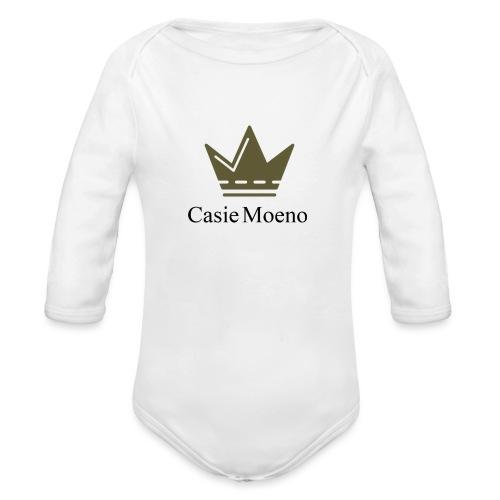 Casie Moene crewneck - Organic Longsleeve Baby Bodysuit