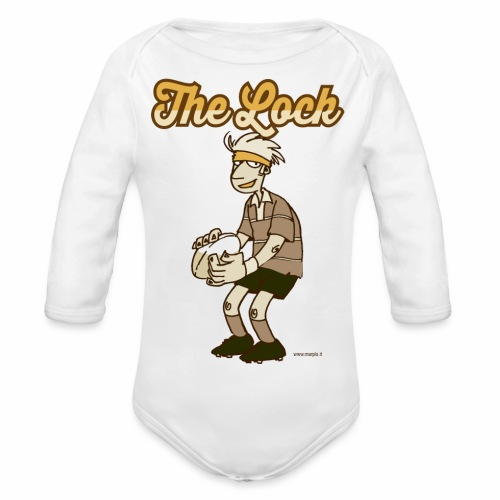 Lock_Marplo_mug - Body ecologico per neonato a manica lunga