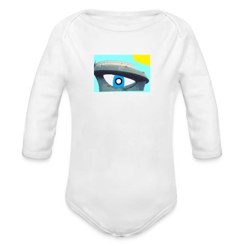 fantasimm 2 - Body ecologico per neonato a manica lunga