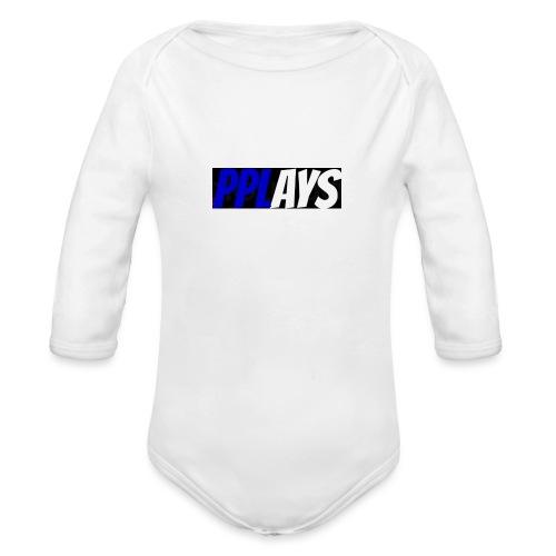 Merchandise_logo - Organic Longsleeve Baby Bodysuit