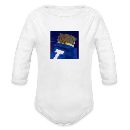 TomCrafter T-Shirt - Baby Bio-Langarm-Body