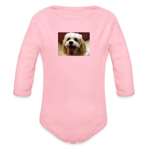 Suki Merch - Organic Longsleeve Baby Bodysuit