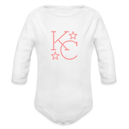 kc - Baby Bio-Langarm-Body