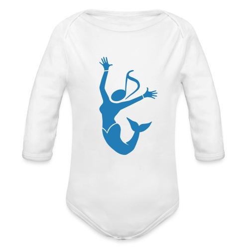 Jubel-Nixe_gross - Baby Bio-Langarm-Body