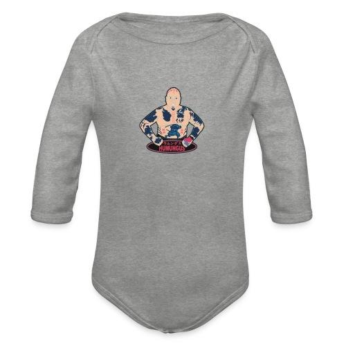 humungus - Baby Bio-Langarm-Body