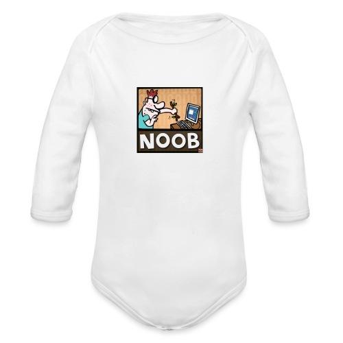 noob_small-s354x354-48269 - Baby bio-rompertje met lange mouwen