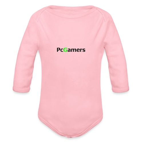 pcgamers-png - Body ecologico per neonato a manica lunga