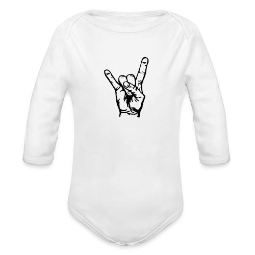 5570351-png - Body ecologico per neonato a manica lunga