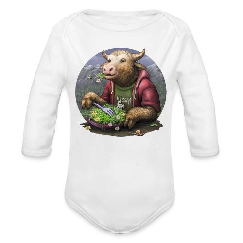 yumm - Baby Bio-Langarm-Body