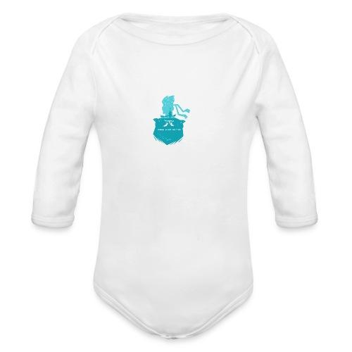 Shadow Moses - Organic Longsleeve Baby Bodysuit