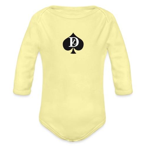 HOODIE DEL LUOGO - Organic Longsleeve Baby Bodysuit