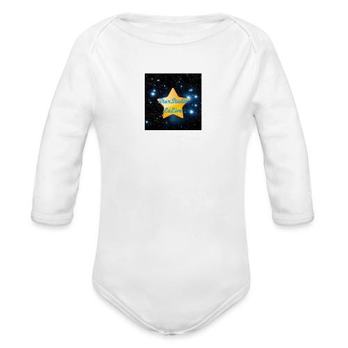 Logo Janvier-Juin 2017 de StarStudio LeLive ! - Body Bébé bio manches longues