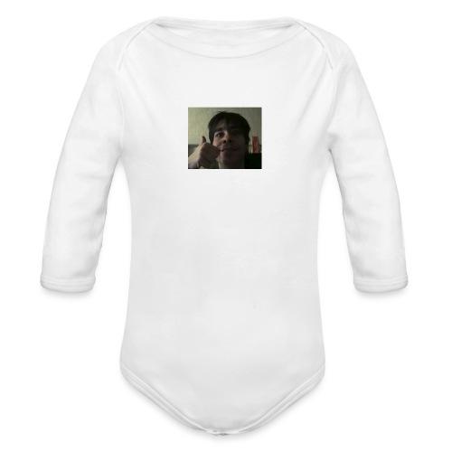 niilo22hehe - Vauvan pitkähihainen luomu-body