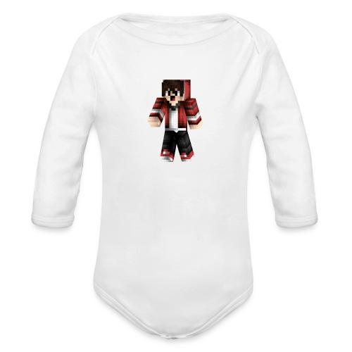 VerPlantHüllen - Baby Bio-Langarm-Body