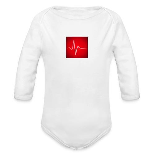 mednachhilfe - Baby Bio-Langarm-Body
