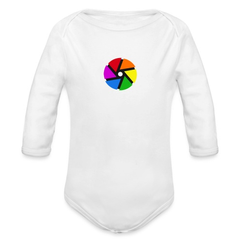 Shop Logo - Baby Bio-Langarm-Body