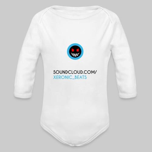 XERONIC LOGO - Organic Longsleeve Baby Bodysuit