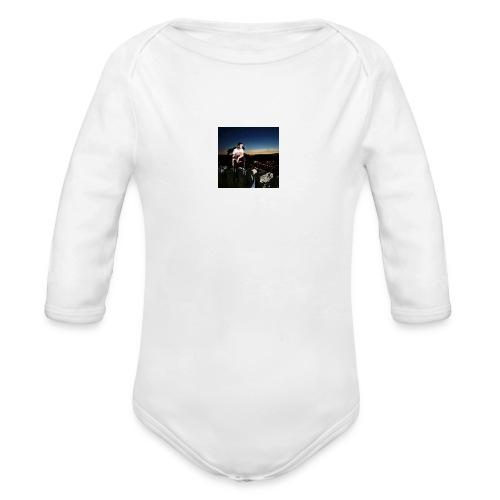 MIMI - Baby Bio-Langarm-Body