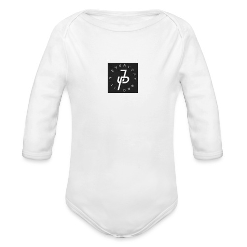unoriginal its everyday bro merchandise - Baby Bio-Langarm-Body
