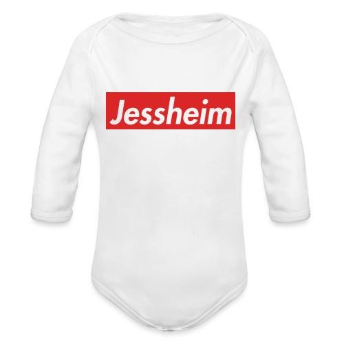 Jessheim - Økologisk langermet baby-body