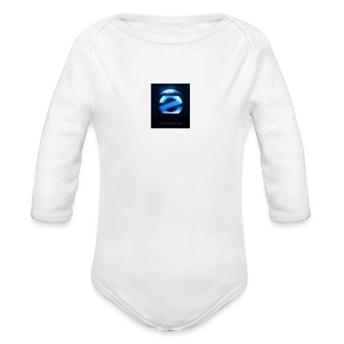 ZAMINATED - Organic Longsleeve Baby Bodysuit
