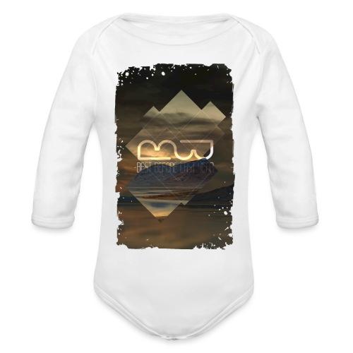 Men's shirt Album Art - Organic Longsleeve Baby Bodysuit