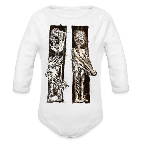 Café Royal - Ekologisk långärmad babybody