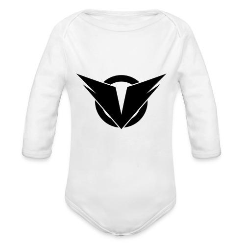 Vintry Logo on back - Baby Bio-Langarm-Body