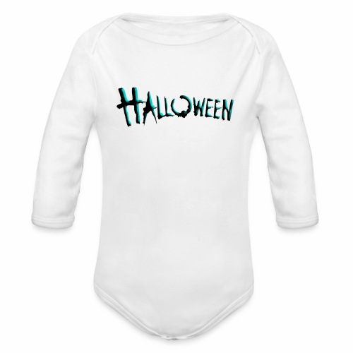 Halloween 'Tee' - Body Bébé bio manches longues