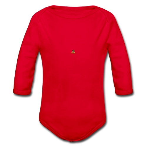 Abc merch - Organic Longsleeve Baby Bodysuit