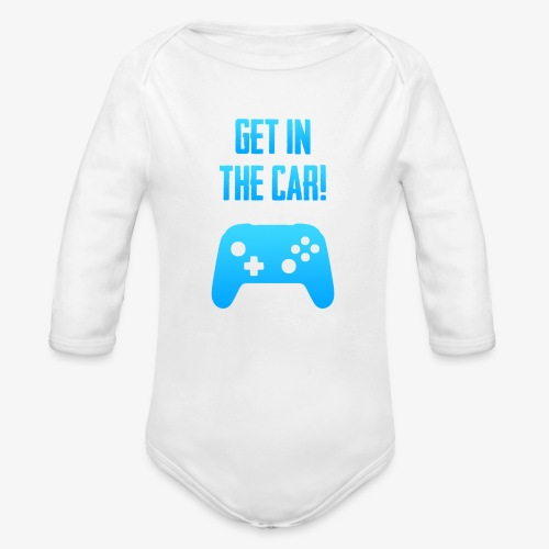 PUBG Get in the car Kids - Baby Bio-Langarm-Body