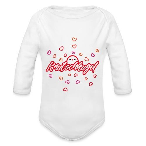 knutschkugel - Baby Bio-Langarm-Body