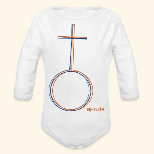 Deine EJ zum Rumtragen - Baby Bio-Langarm-Body