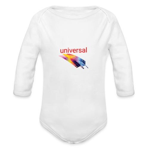 Estate2017 - Body ecologico per neonato a manica lunga