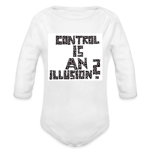 controlillusion - Baby Bio-Langarm-Body