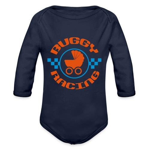 Buggy_Racing - Baby Bio-Langarm-Body