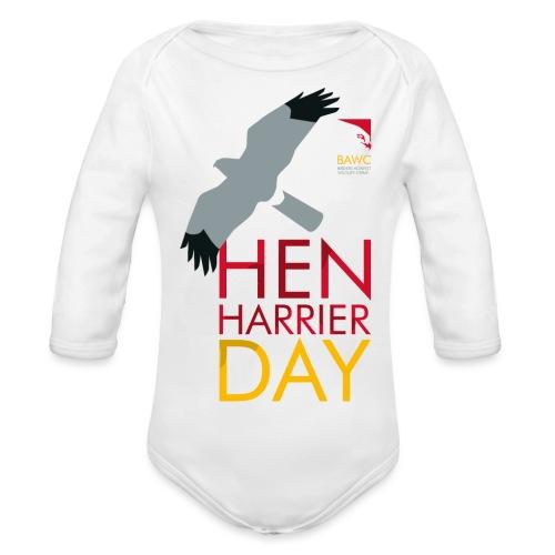 BAWC Hen Harrier Day Men's Sweatshirt - Organic Longsleeve Baby Bodysuit