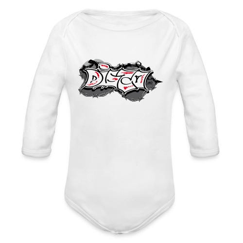 disco - Body Bébé bio manches longues