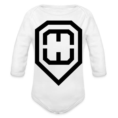 jaymosymbol - Organic Longsleeve Baby Bodysuit